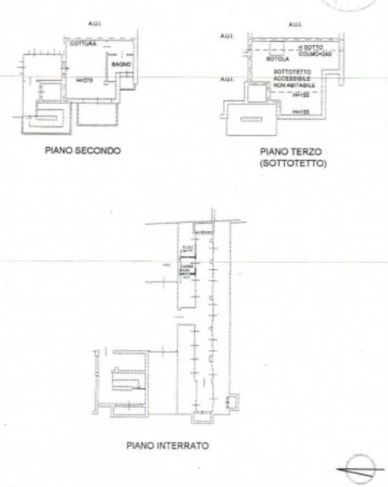 Vendita  bilocale Cinisello Balsamo Via Fratelli Rosselli 1 839104