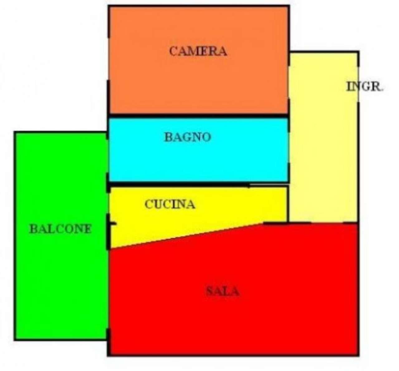 Bilocale Cinisello Balsamo  4