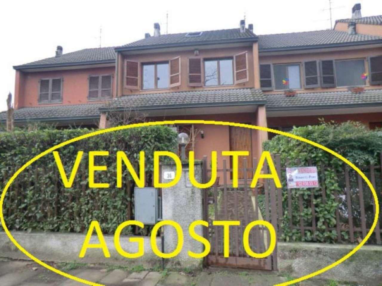 Arese Vendita VILLA A SCHIERA Immagine 0