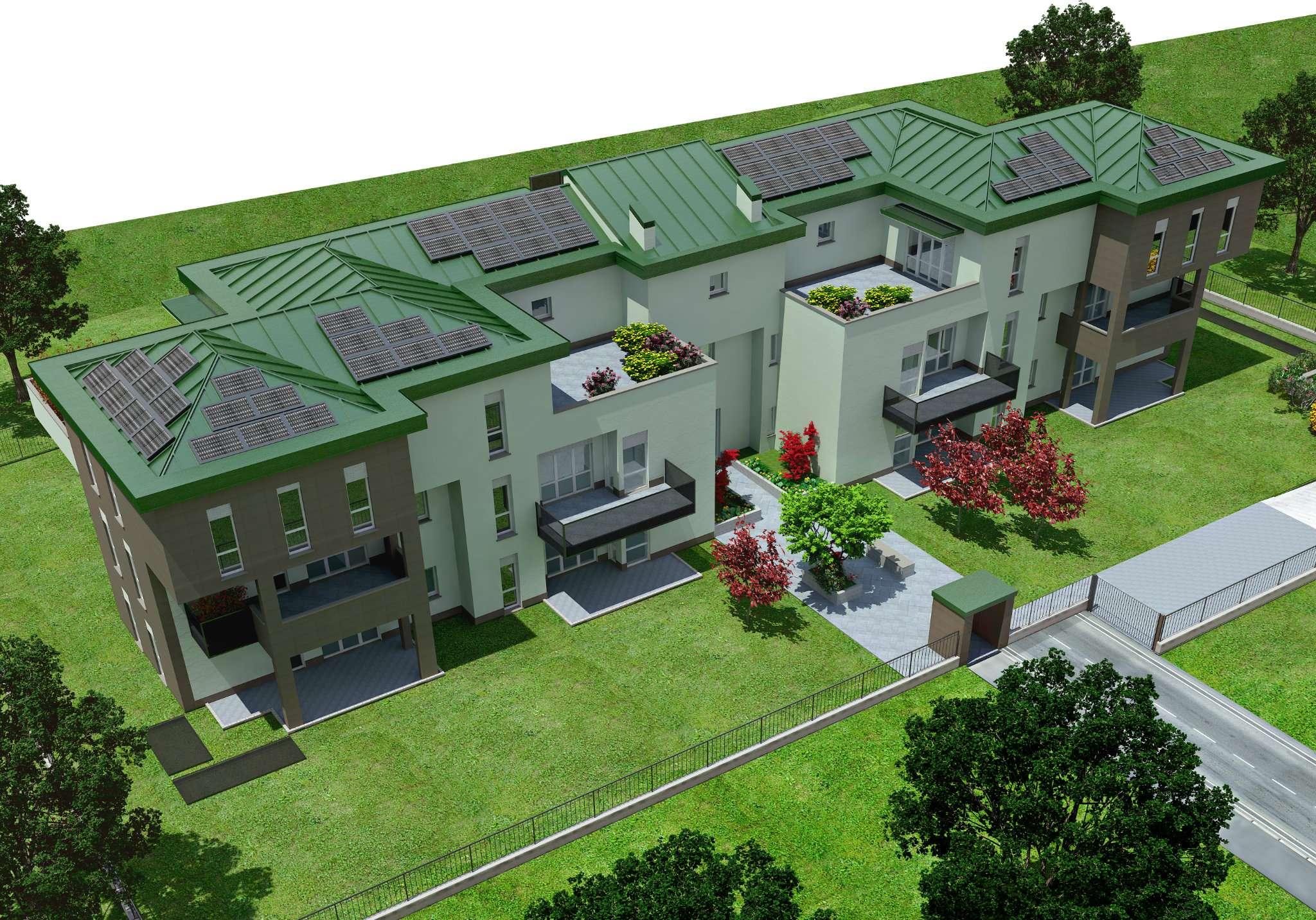 Appartamento in vendita a Cernusco sul Naviglio, 4 locali, prezzo € 288.000 | Cambio Casa.it