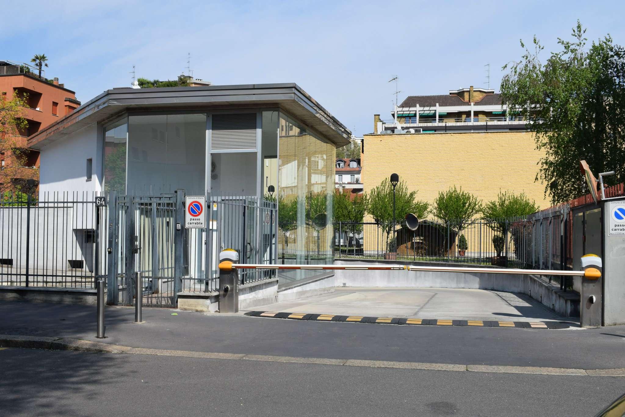 Box / Garage in vendita a Milano, 1 locali, zona Zona: 10 . P.ta Genova, Romolo, Solari, Savona, Tortona, prezzo € 53.000 | CambioCasa.it