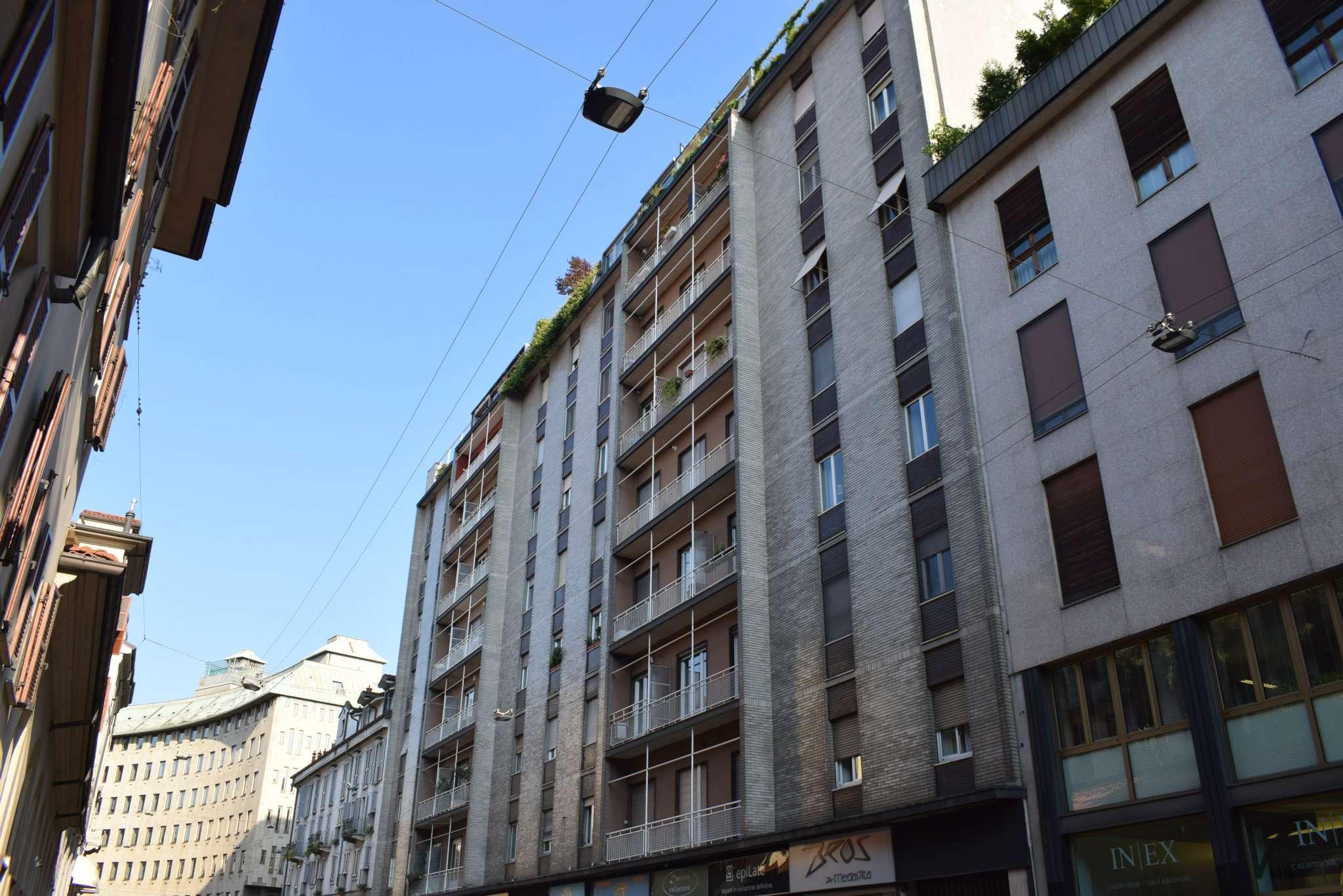 Appartamento in affitto a Milano, 1 locali, zona Zona: 8 . Bocconi, C.so Italia, Ticinese, Bligny, prezzo € 850   Cambio Casa.it
