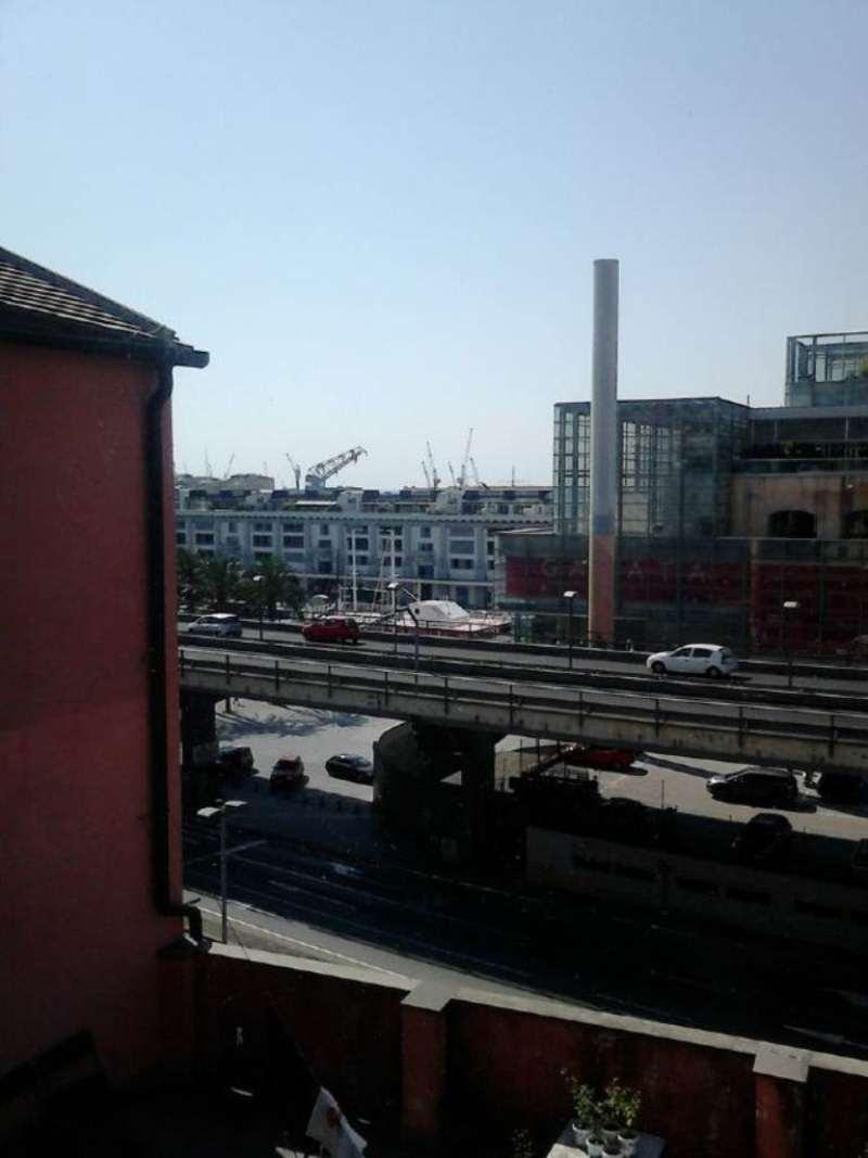 Bilocale Genova Via Gramsci 1