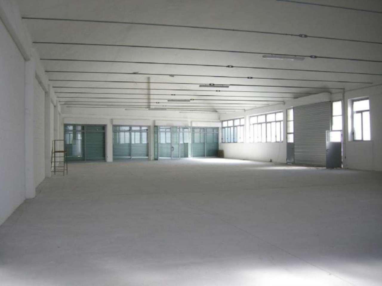 Capannone in affitto a Monza, 9999 locali, zona Zona: 5 . San Carlo, San Giuseppe, San Rocco, prezzo € 2.916 | Cambio Casa.it