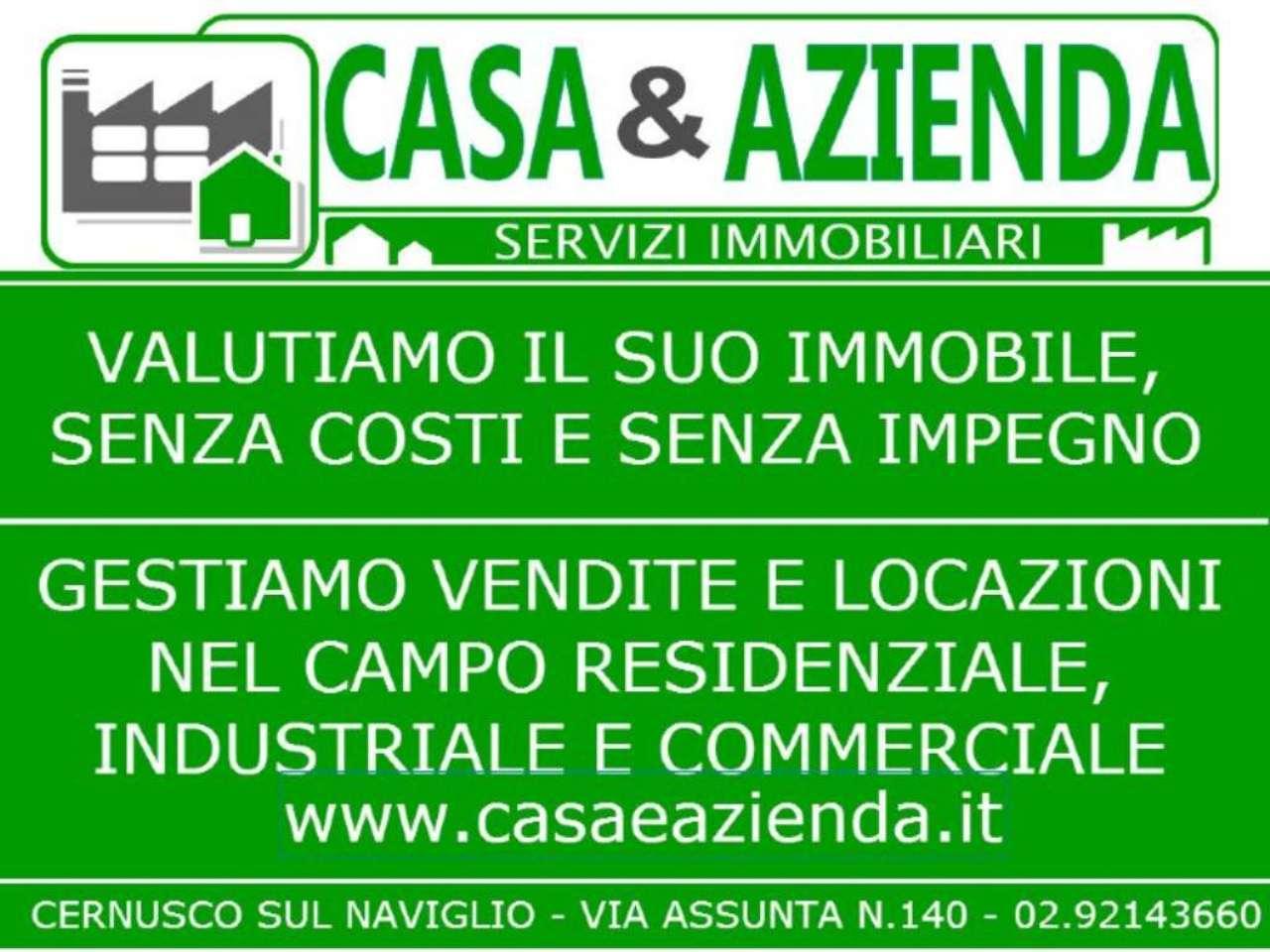 Bilocale Carugate Via Camillo Benso Cavour 6