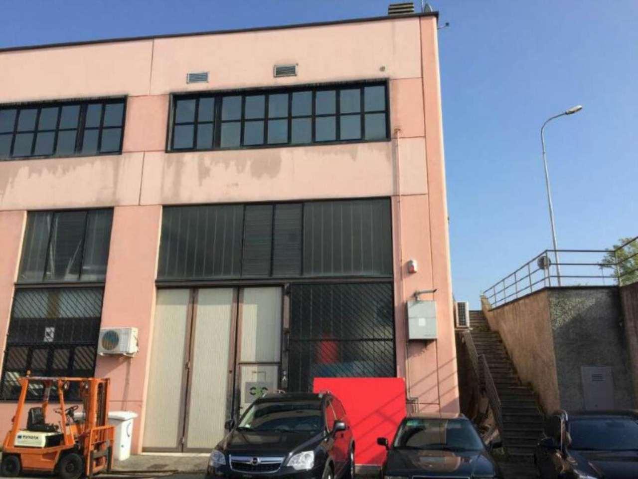 Capannone in vendita a Cassano d'Adda, 9999 locali, prezzo € 210.000 | CambioCasa.it