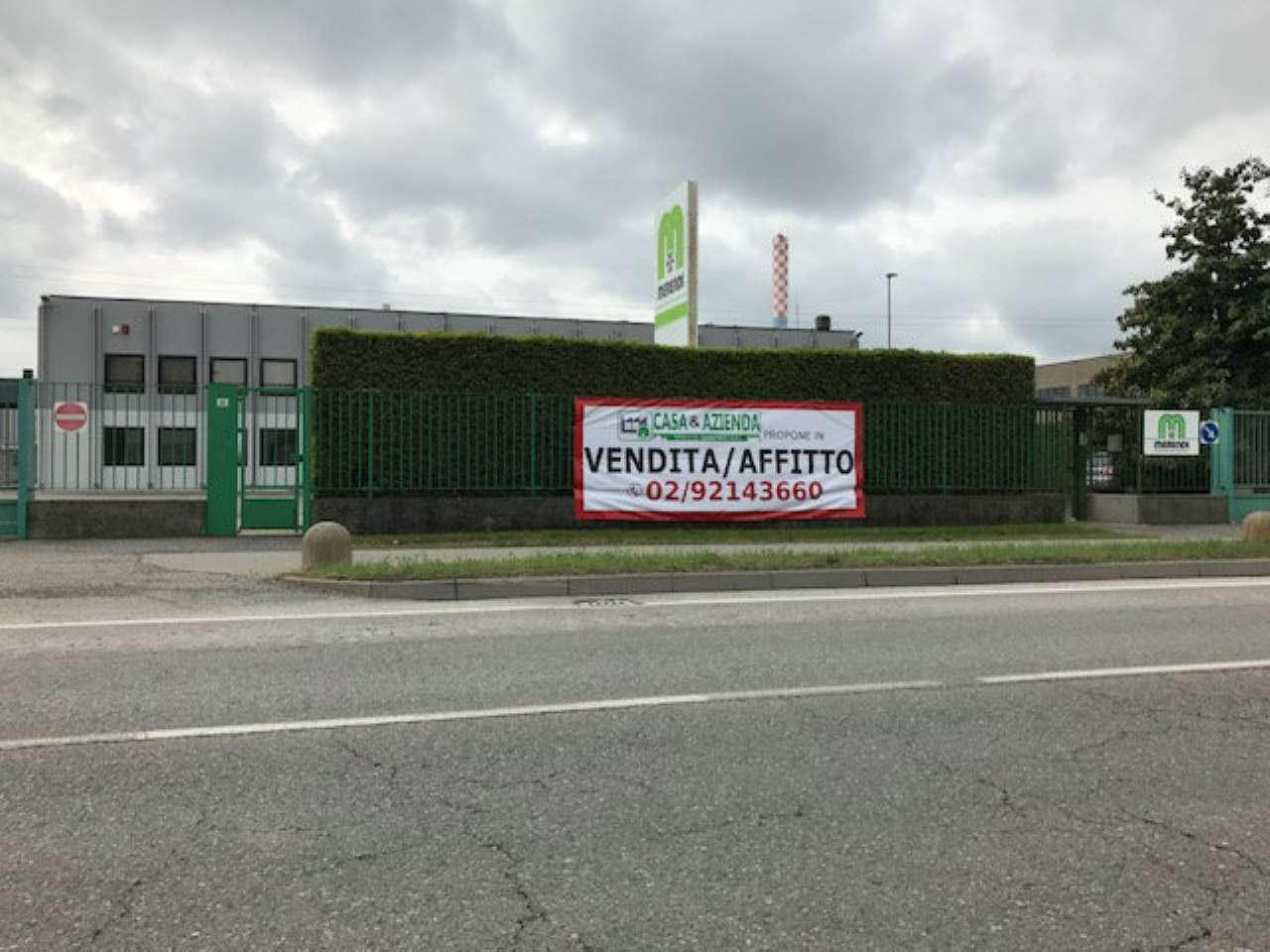 Capannone in vendita a Trezzo sull'Adda, 9999 locali, prezzo € 2.250.000 | Cambio Casa.it