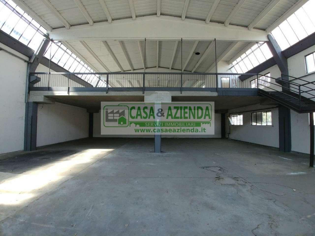 Capannone in vendita a Gessate, 9999 locali, prezzo € 195.000 | CambioCasa.it