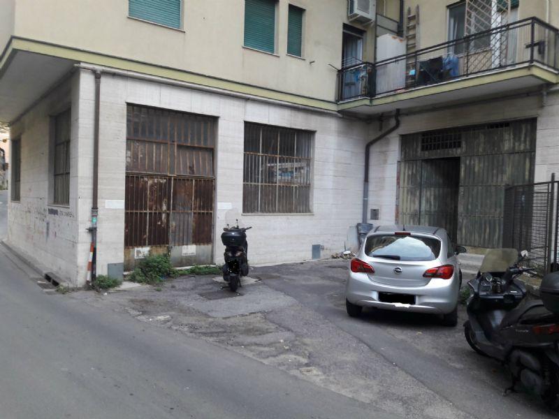 Magazzino in affitto a Genova, 2 locali, prezzo € 600 | Cambio Casa.it