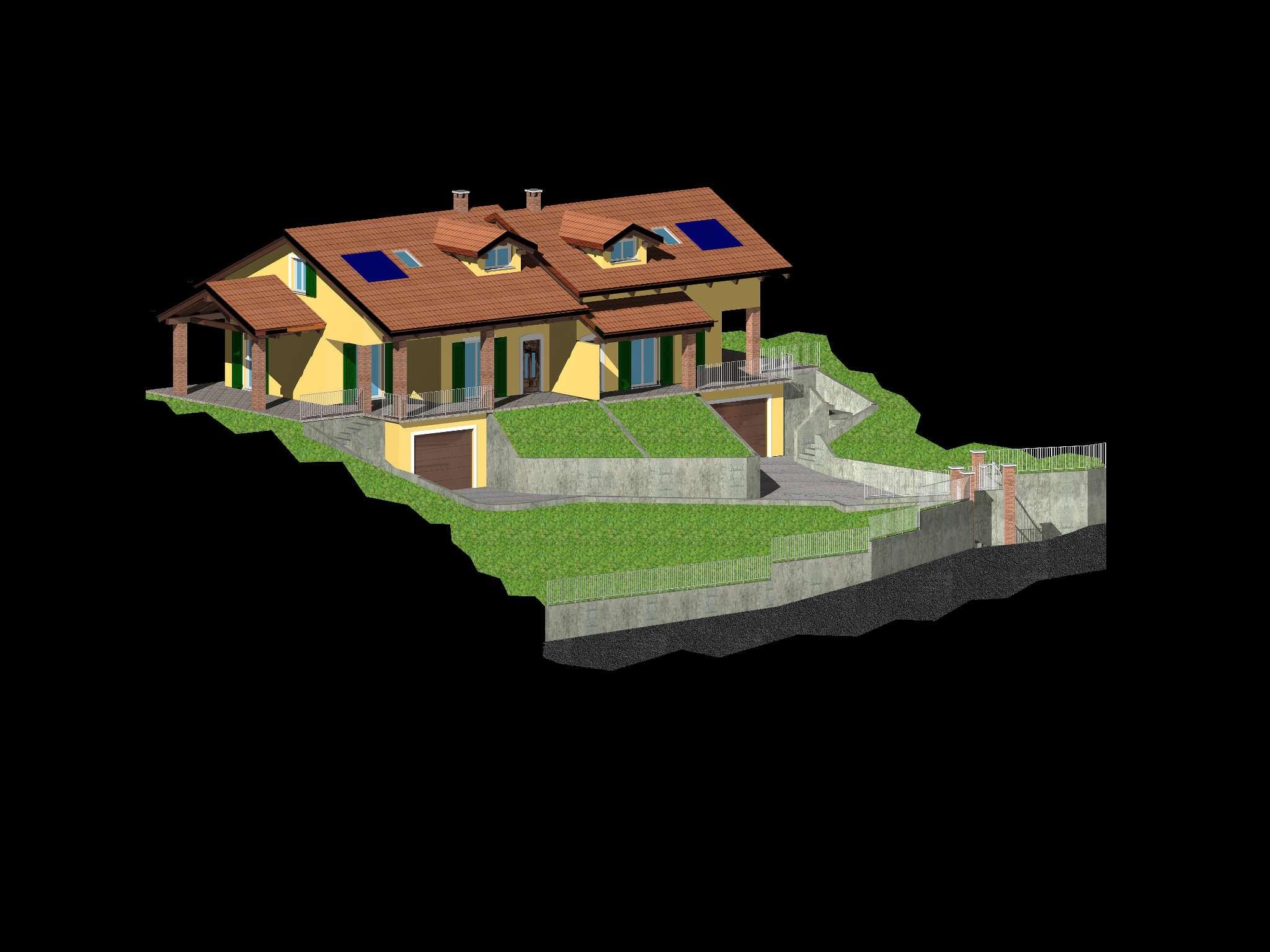 Foto 1 di Villa Bifamiliare via del mondo, Pavarolo