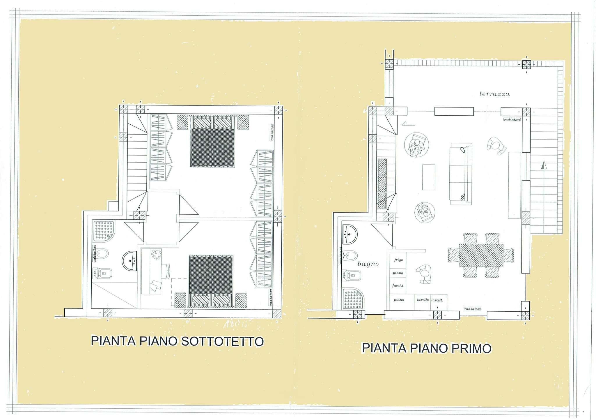 Appartamento in vendita a Ameglia, 4 locali, prezzo € 180.000 | CambioCasa.it