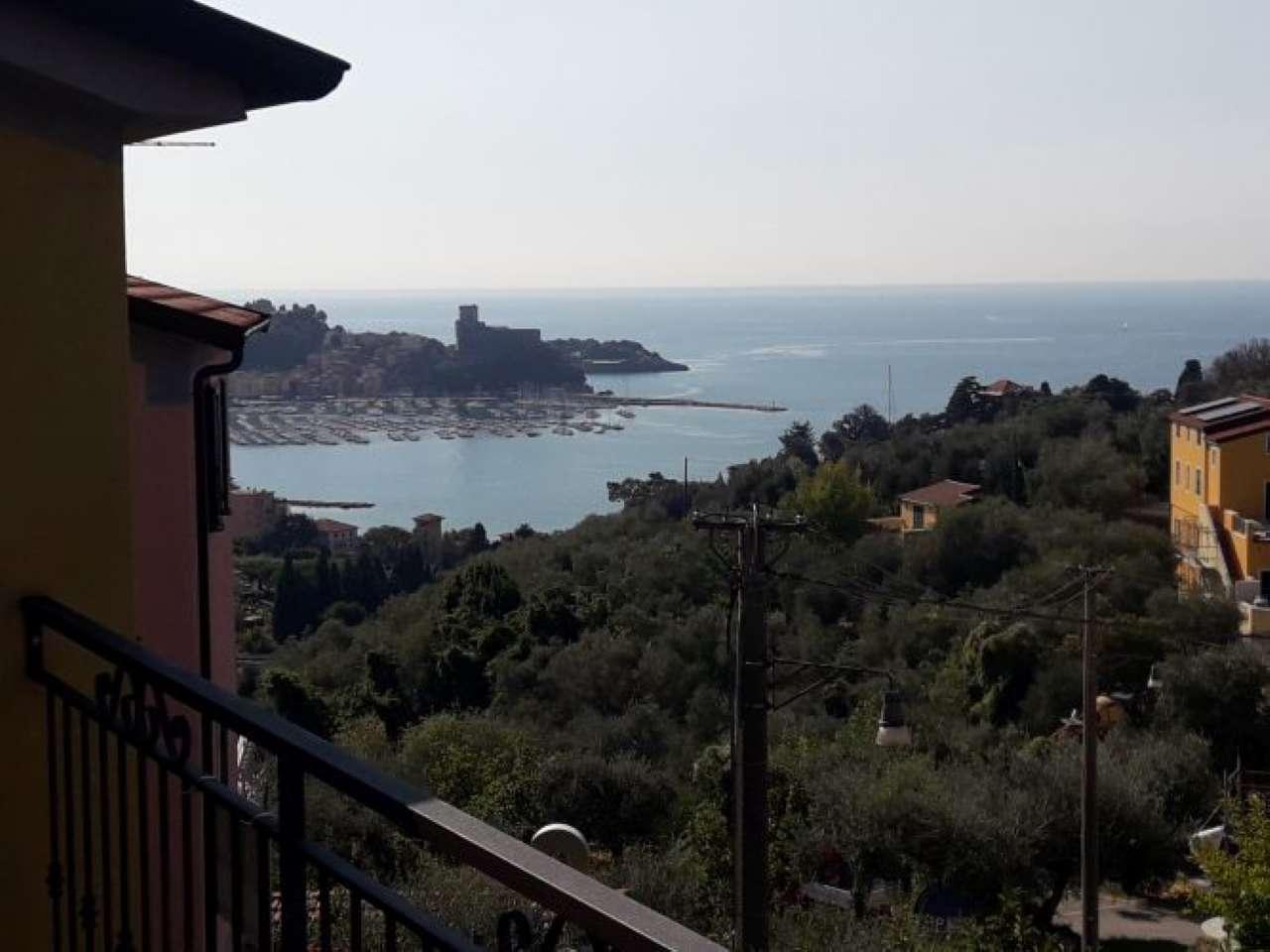 Appartamento in vendita a Lerici, 4 locali, prezzo € 255.000 | CambioCasa.it