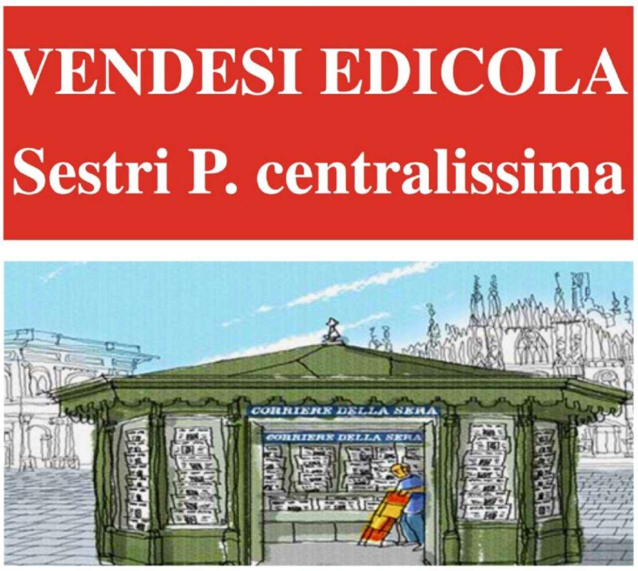 Genova Vendita CARTOLIBRERIE EDICOLE Immagine 0