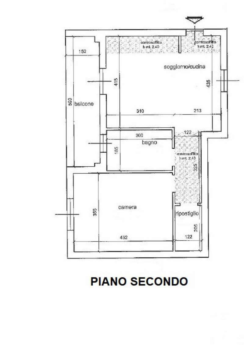 Vendita  bilocale Ossona Piazza Litta Modignani 1 1424658