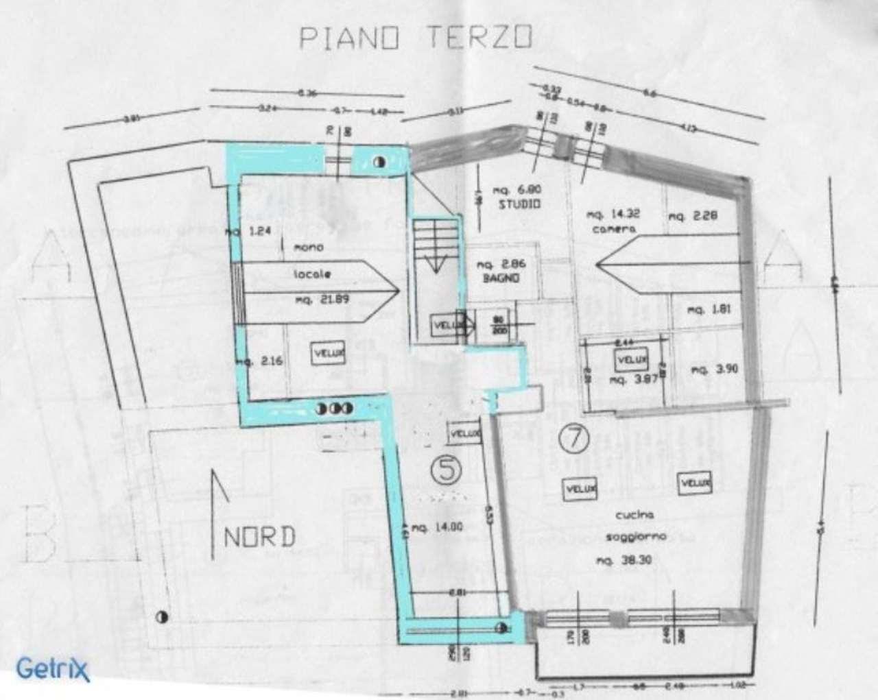 Vendita  bilocale La Salle Frazione Morge 1 926632
