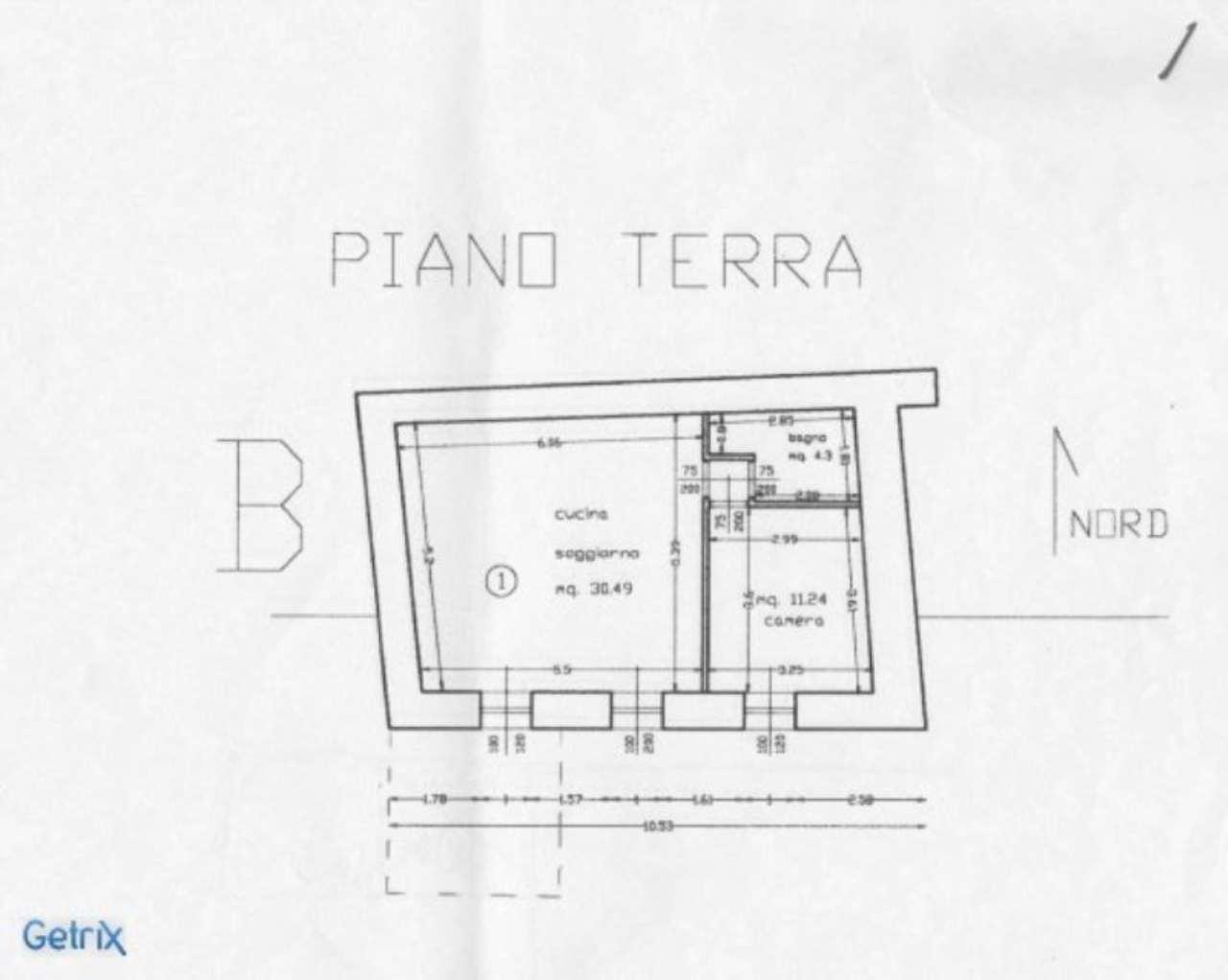 Vendita  bilocale La Salle Frazione Morge 1 926691