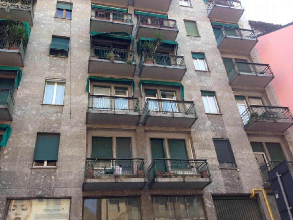 Bilocale Milano Corso Garibaldi 1