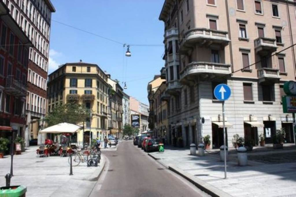 Bilocale Milano Corso Garibaldi 9