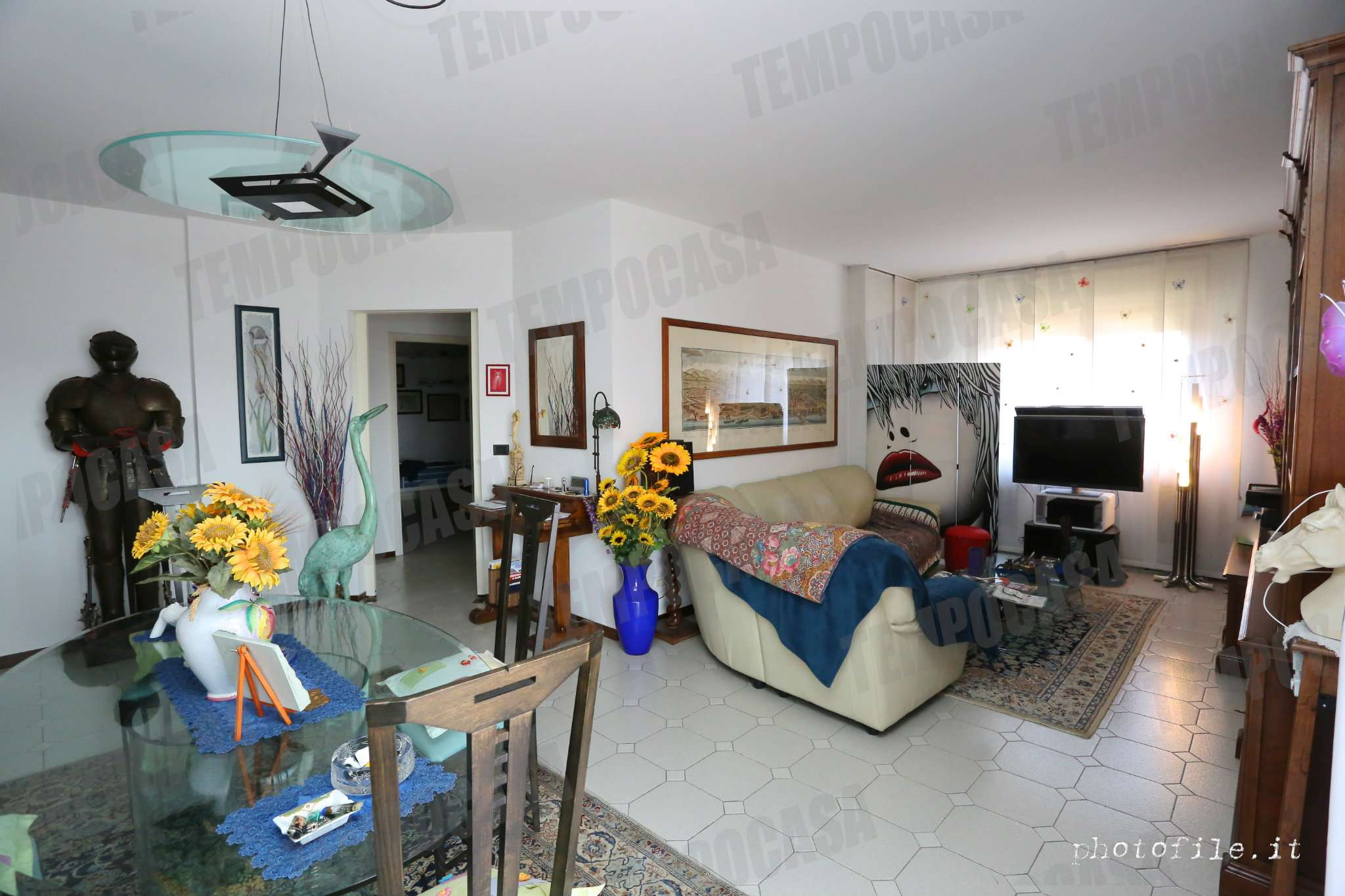 Foto 1 di Appartamento via C.L.N., Grugliasco