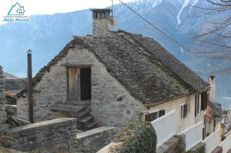 Soluzione Indipendente in vendita a Craveggia, 9999 locali, Trattative riservate | Cambio Casa.it