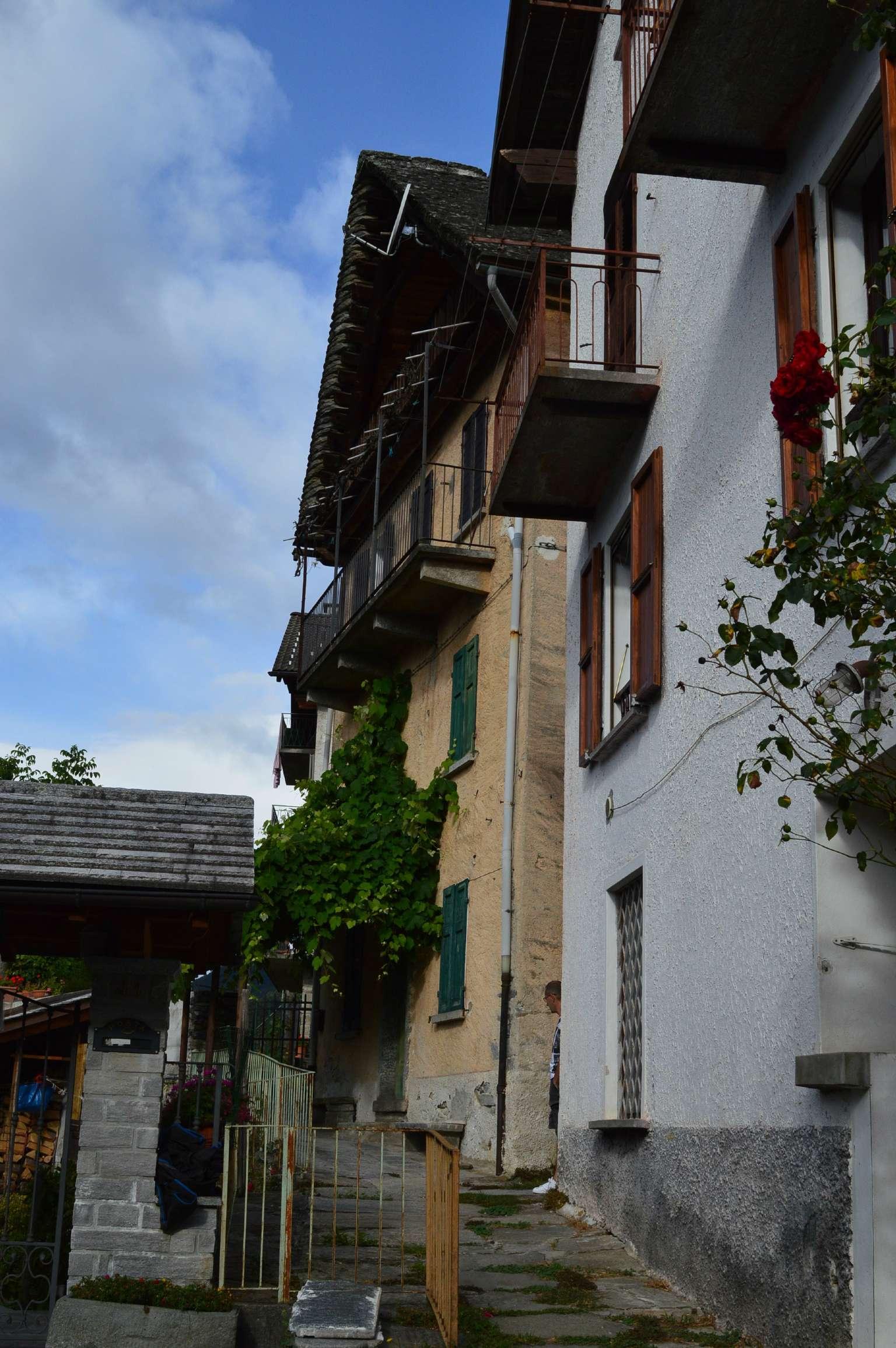 Soluzione Indipendente in vendita a Toceno, 9999 locali, prezzo € 40.000 | Cambio Casa.it