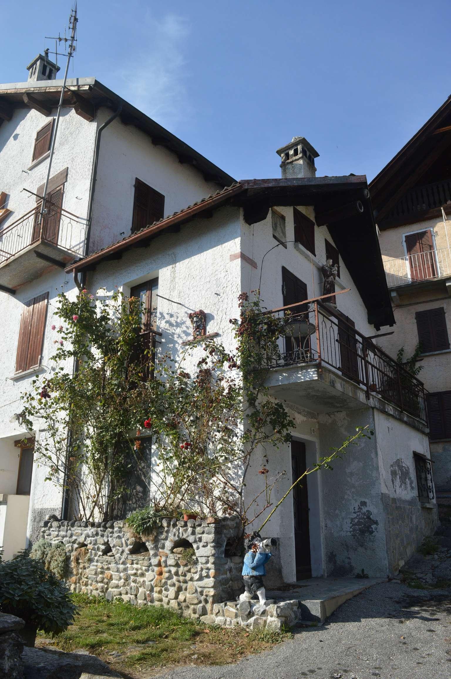 Appartamento in vendita a Toceno, 3 locali, prezzo € 38.000 | Cambio Casa.it