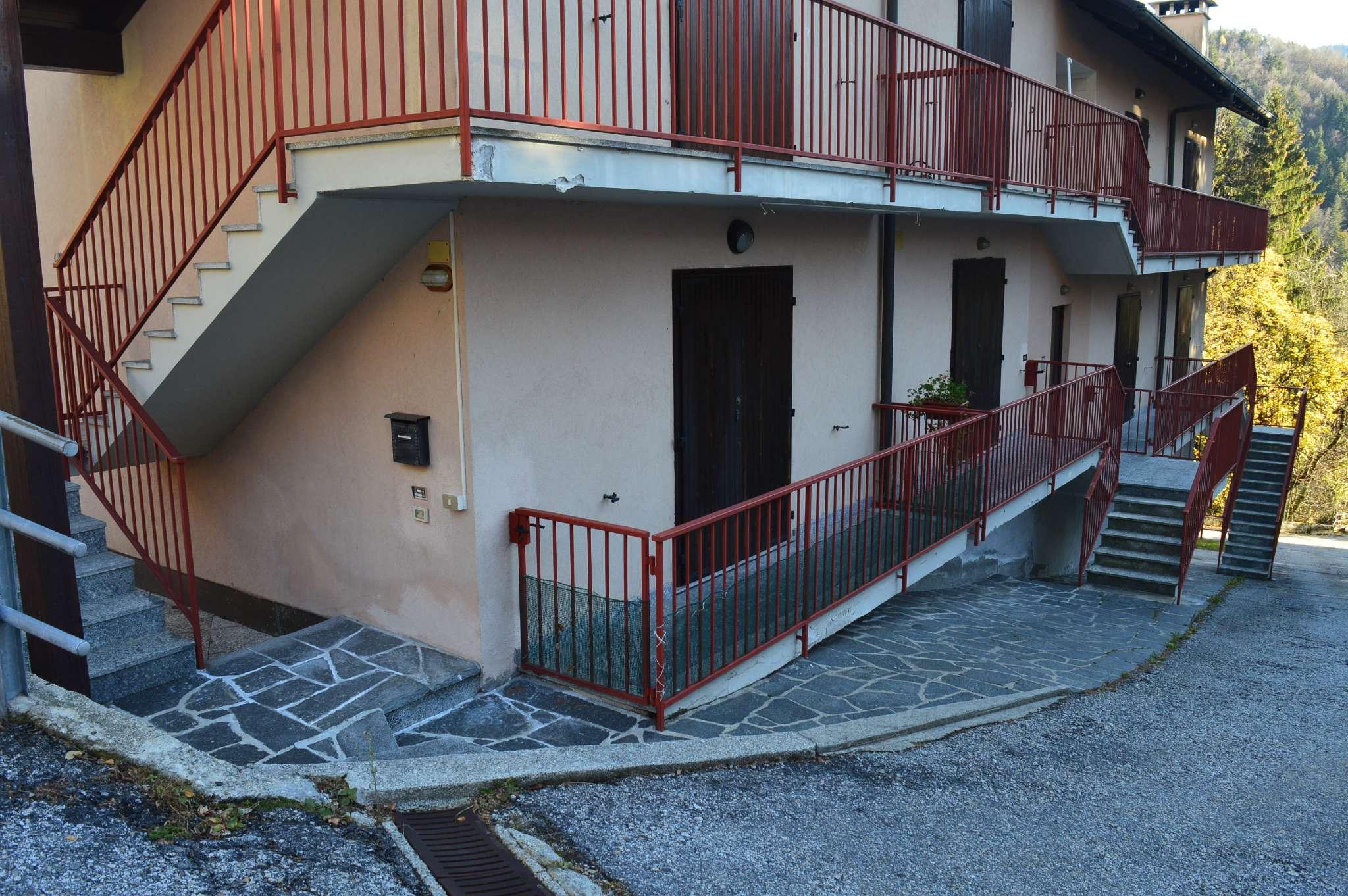 Appartamento in Vendita a Craveggia