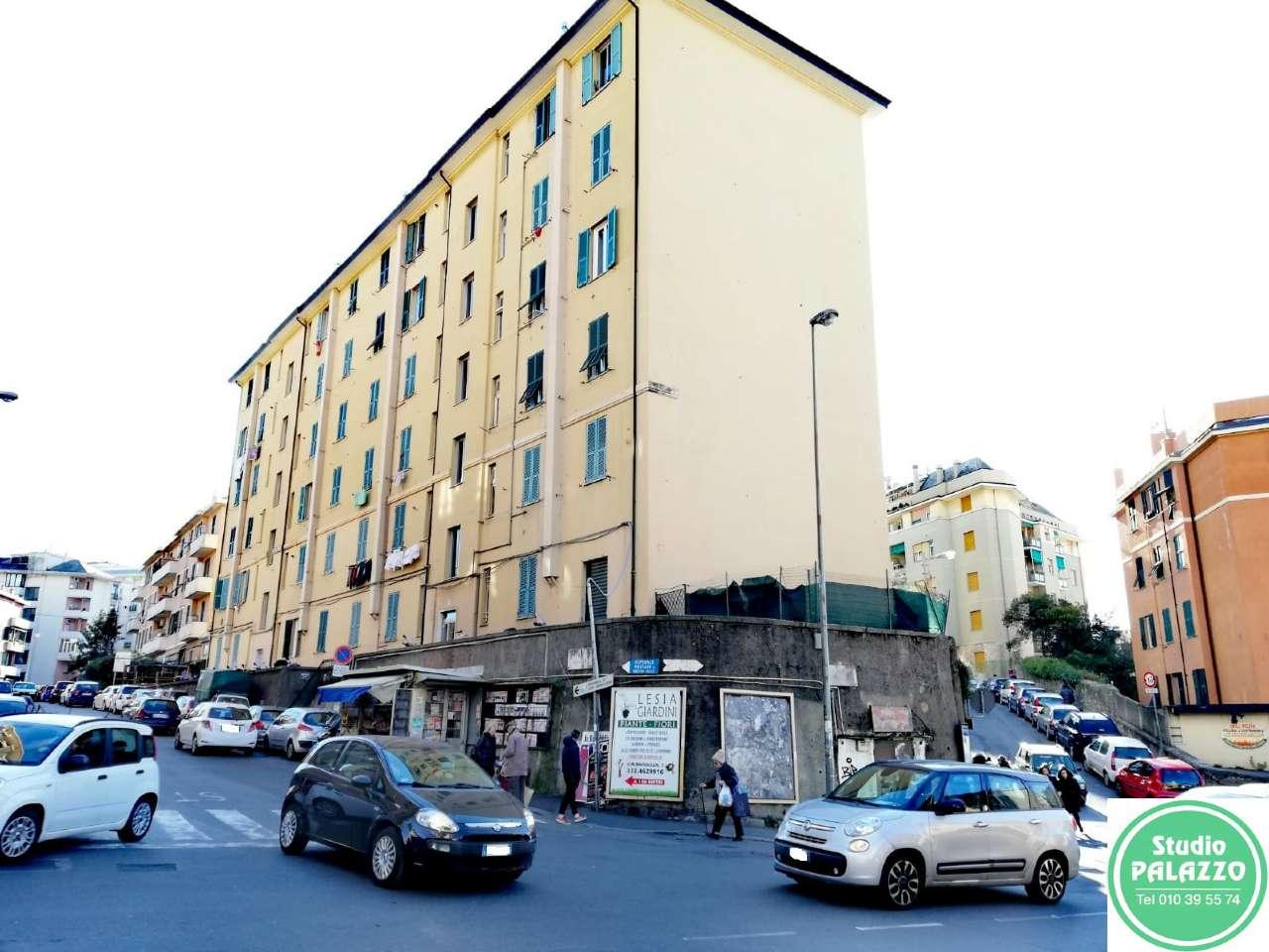 Foto 1 di Quadrilocale via bainsizza, Genova (zona Boccadasse-Sturla)