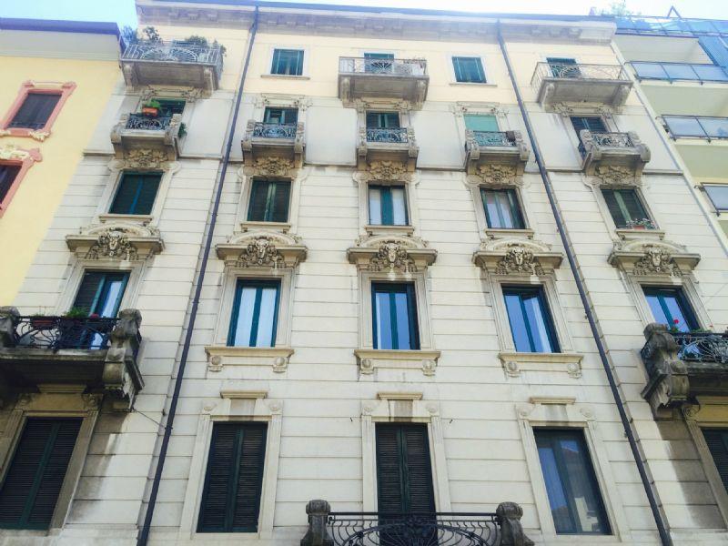 Tempocasa milano porta romana a milano appartamento - Agenzia viaggi porta romana milano ...