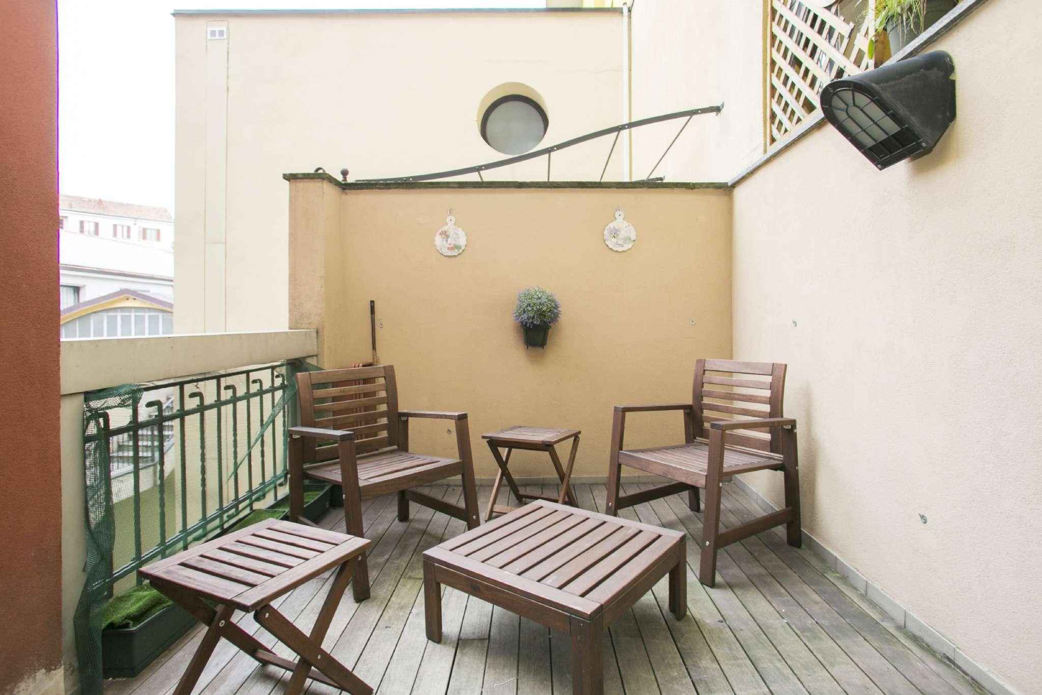 Appartamento in vendita 2 vani 80 mq.  via ADIGE Milano