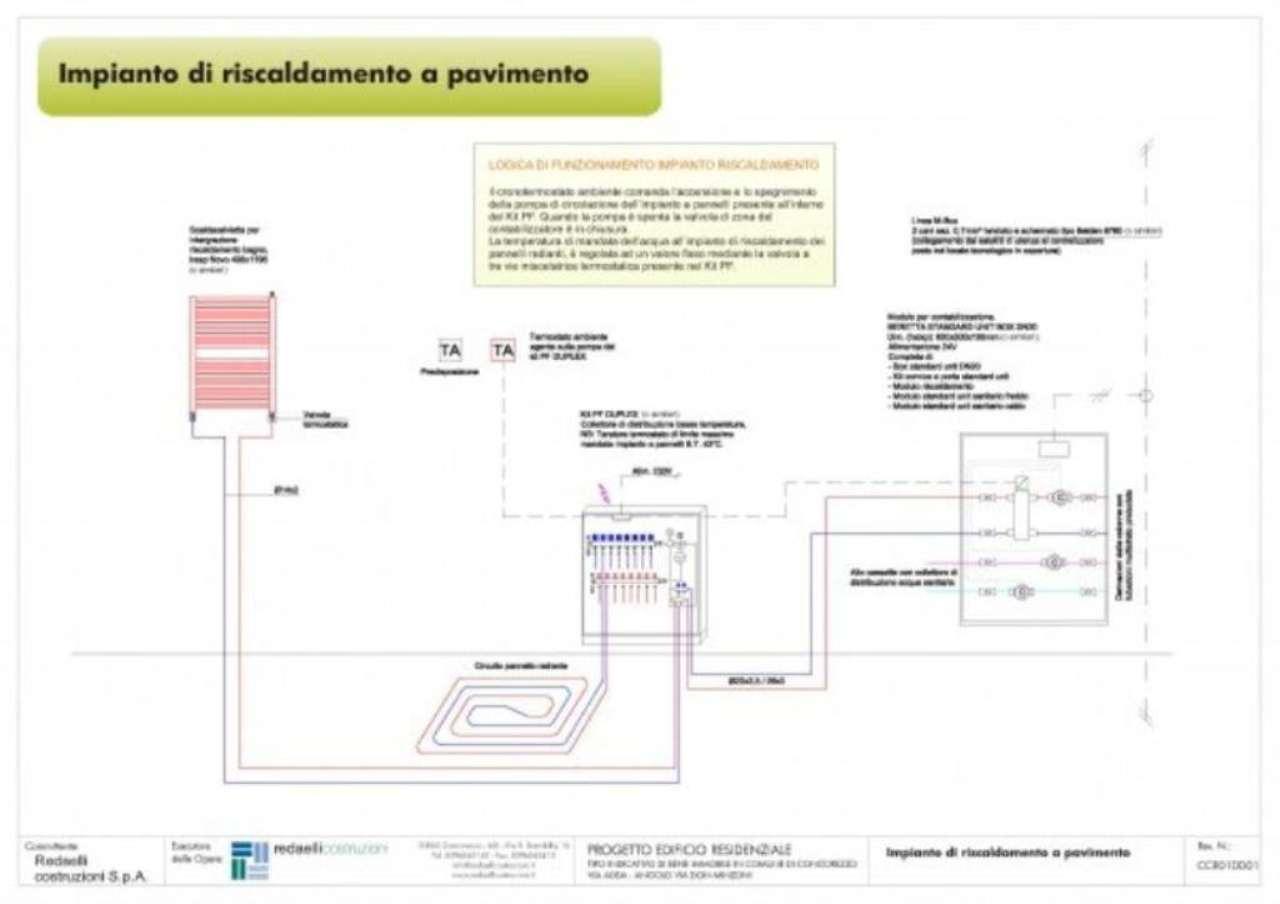 Bilocale Concorezzo Via Adda 10