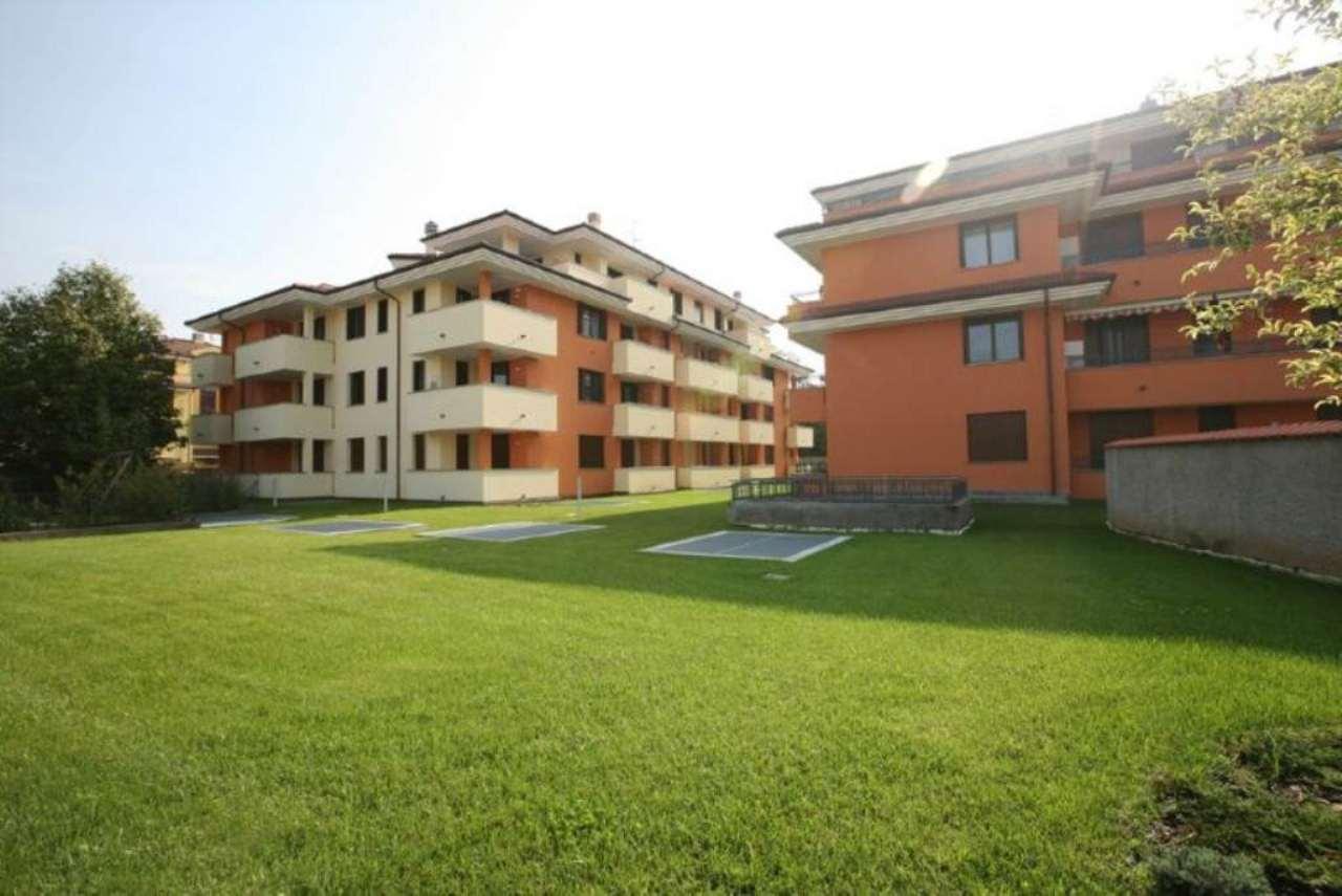 Bilocale Concorezzo Via Monte Grappa 3