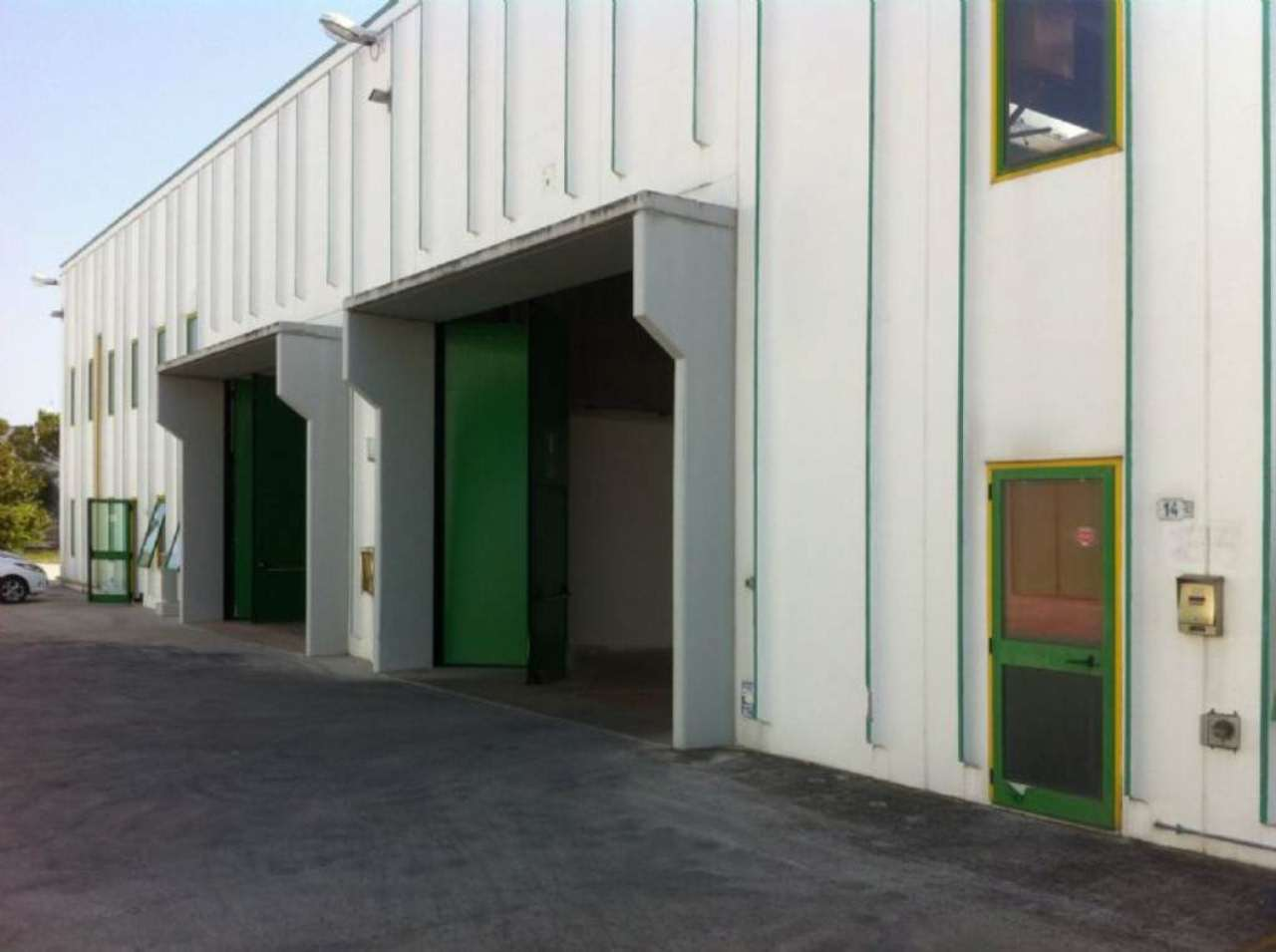 Capannone in affitto a Casarsa della Delizia, 9999 locali, Trattative riservate | Cambio Casa.it