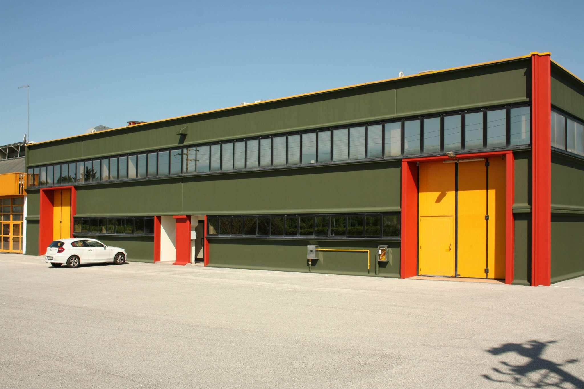 Capannone in affitto a Treviso, 9999 locali, Trattative riservate | Cambio Casa.it