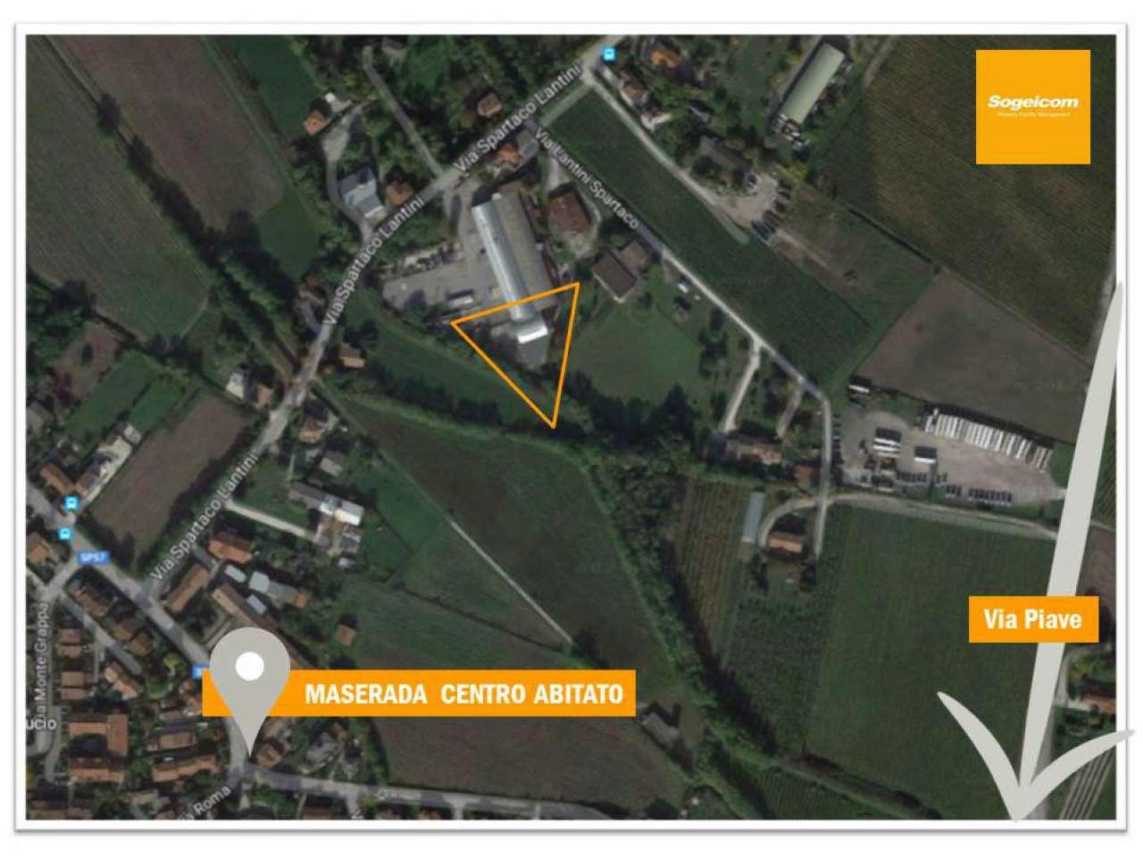 Capannone in affitto a Maserada sul Piave, 6 locali, Trattative riservate   Cambio Casa.it