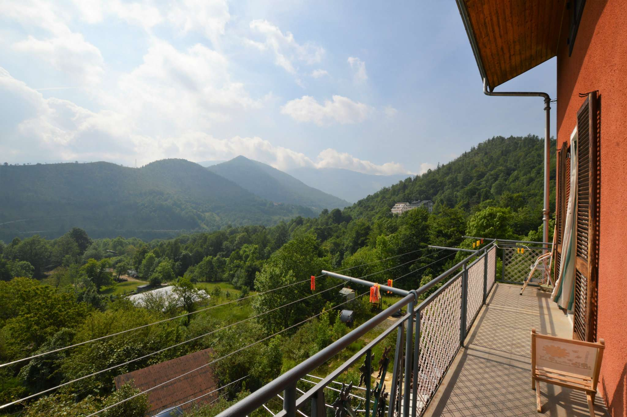 Bilocale vendita traves via bertole 39 for Planimetrie vista montagna