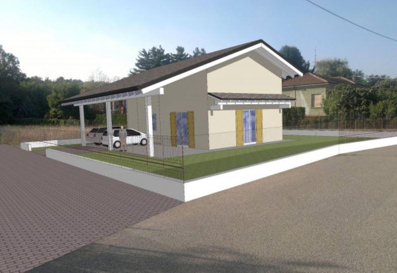 Villa in vendita a Jerago con Orago, 4 locali, prezzo € 275.000 | Cambio Casa.it