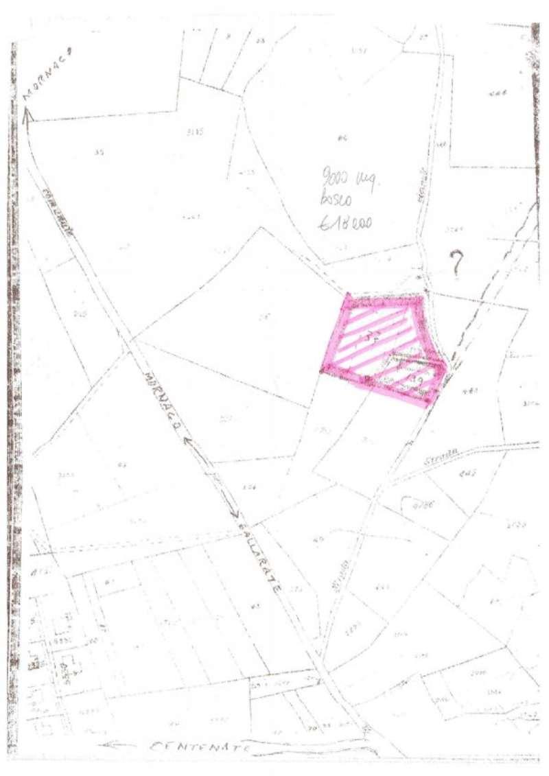 Terreno Agricolo in vendita a Besnate, 9999 locali, prezzo € 18.000 | Cambio Casa.it