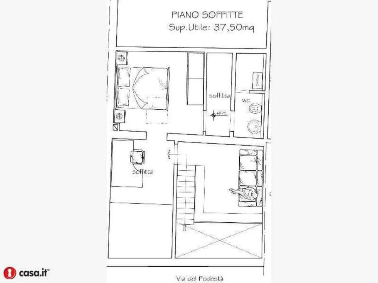 Vendita  bilocale Firenze Via Del Podesta 1 847881