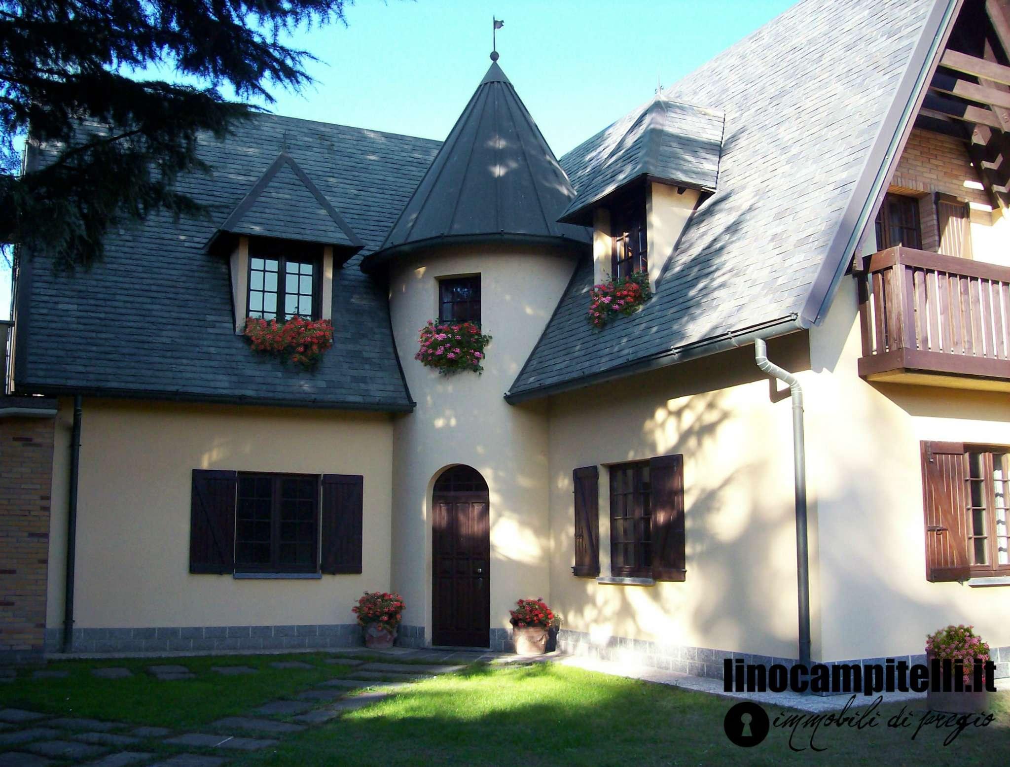 Villa in vendita a Cassina de' Pecchi, 5 locali, prezzo € 710.000 | Cambio Casa.it