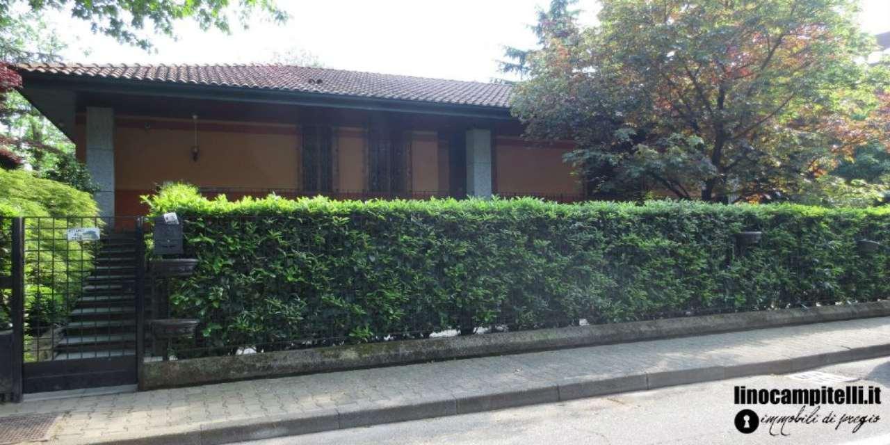 Villa in vendita a Cernusco sul Naviglio, 7 locali, prezzo € 980.000 | Cambio Casa.it