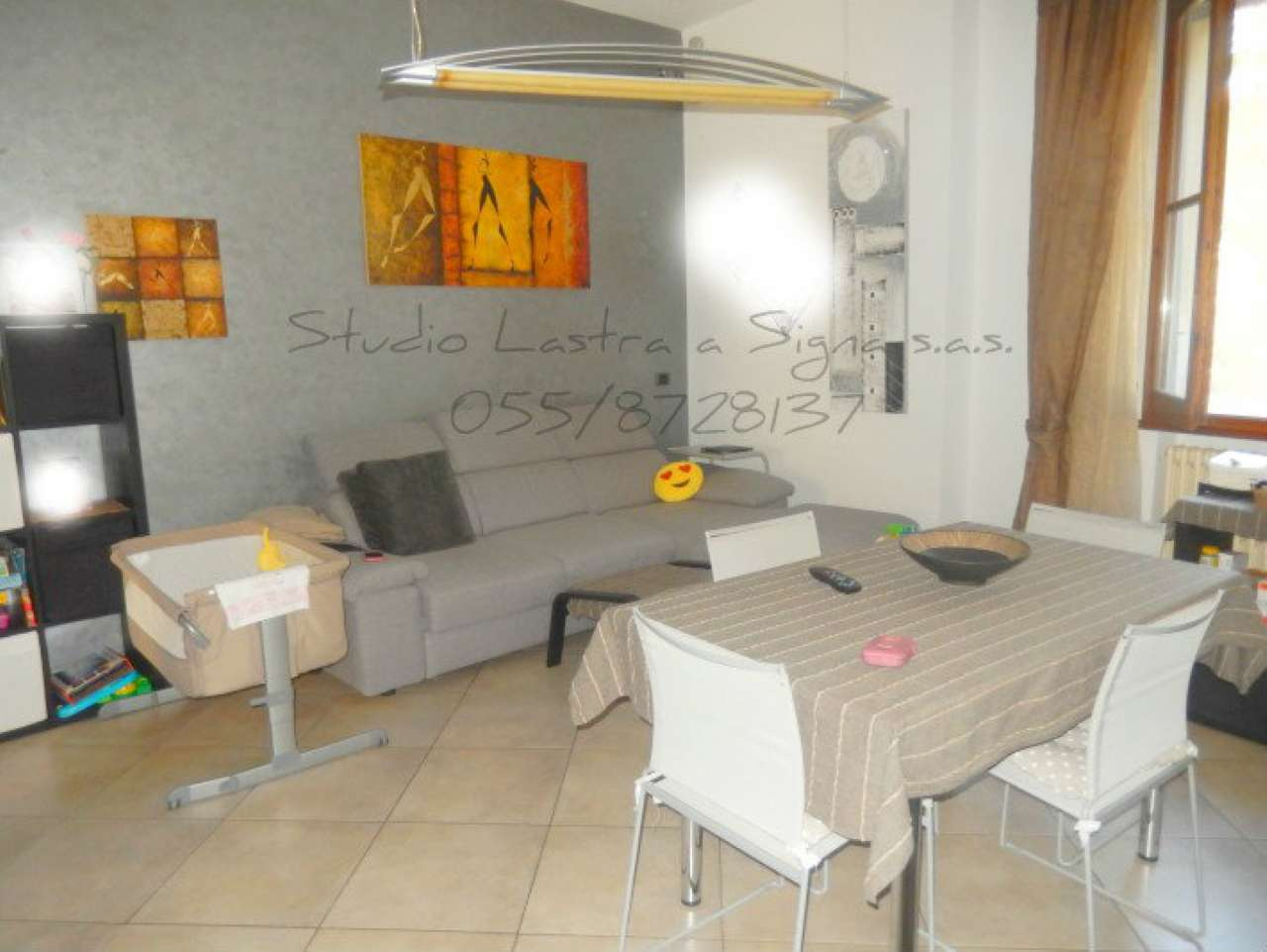 Appartamento in vendita a San Casciano in Val di Pesa, 3 locali, prezzo € 200.000   Cambio Casa.it