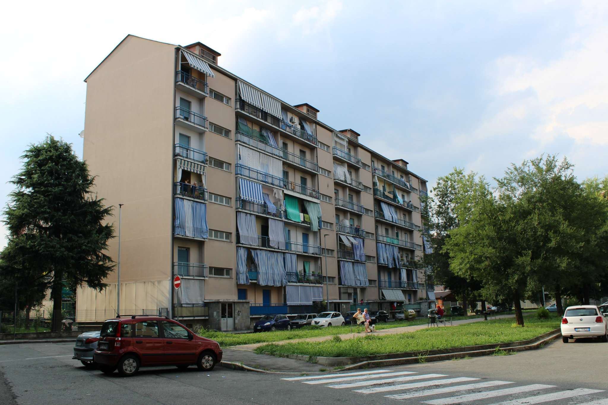 Bilocale Torino Via Pergolesi 12