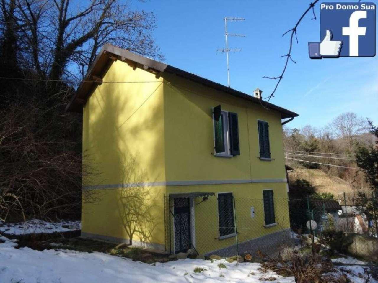 Villa in vendita a Cassano Valcuvia, 4 locali, prezzo € 150.000 | Cambio Casa.it