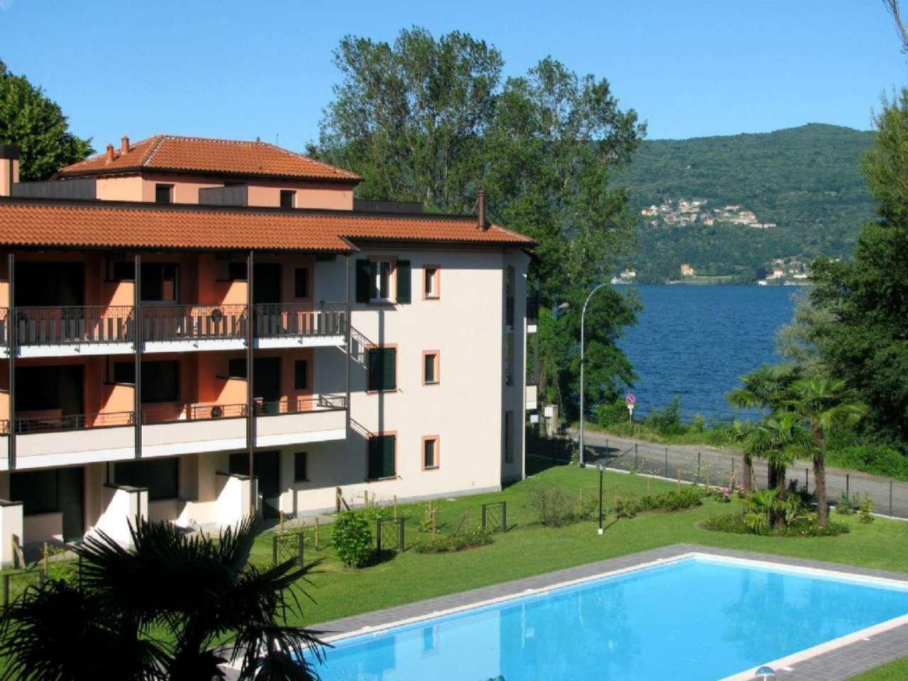 Appartamento in affitto a Leggiuno, 2 locali, prezzo € 520 | Cambio Casa.it