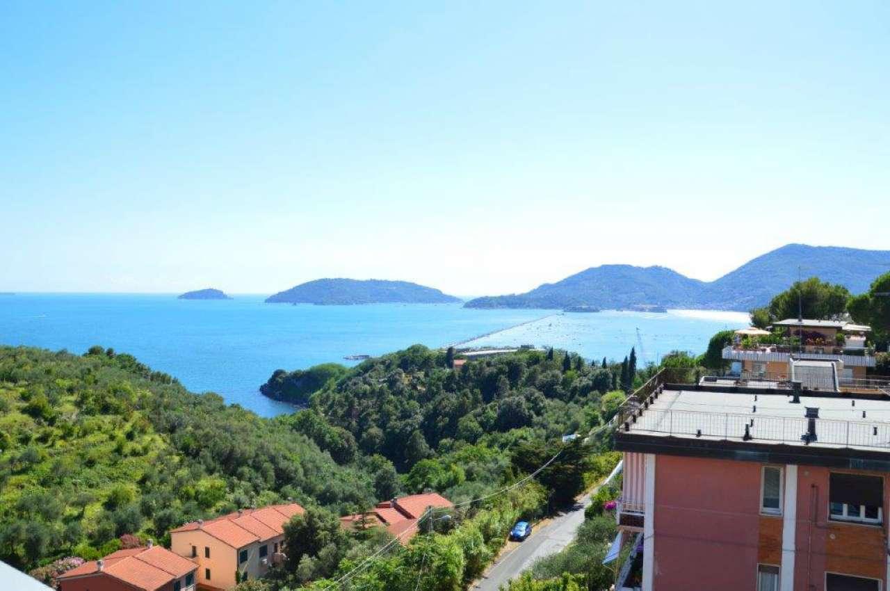 Appartamento in vendita a Lerici, 5 locali, prezzo € 490.000   CambioCasa.it