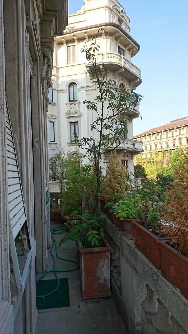 Bilocale Milano Piazza Duse 6