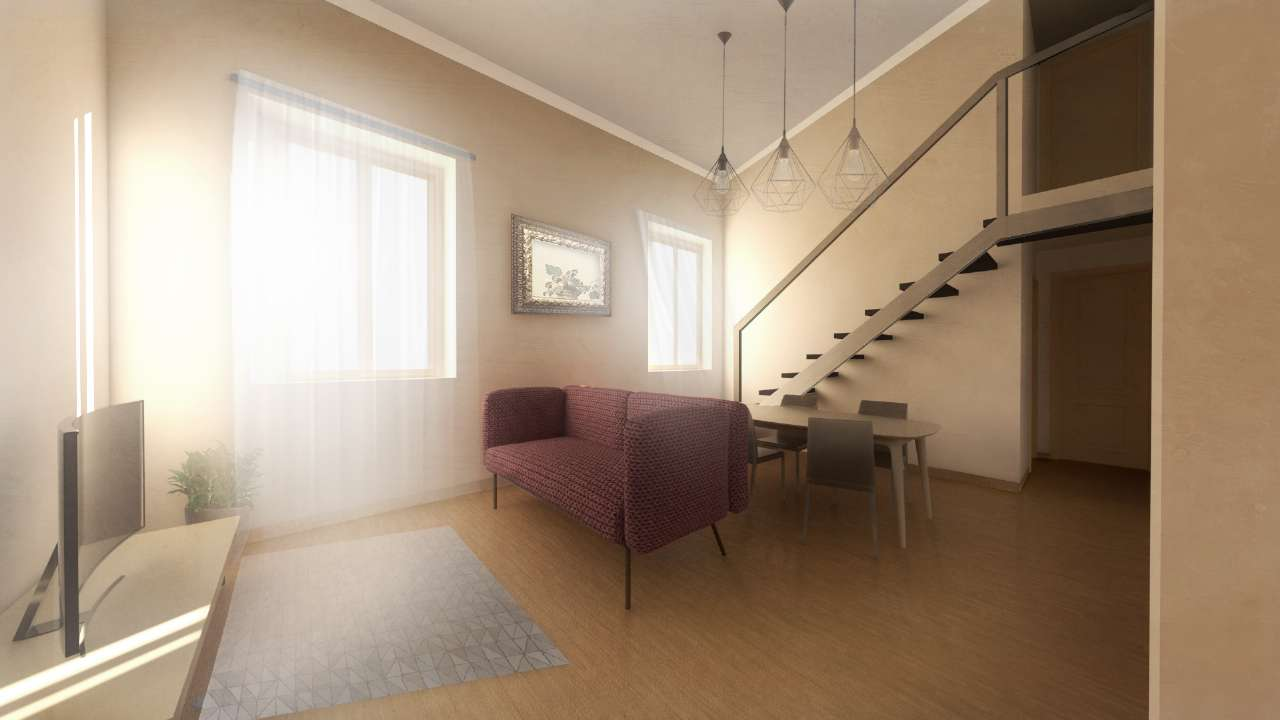 Appartamento in Vendita a Firenze Periferia Nord: 4 locali, 90 mq