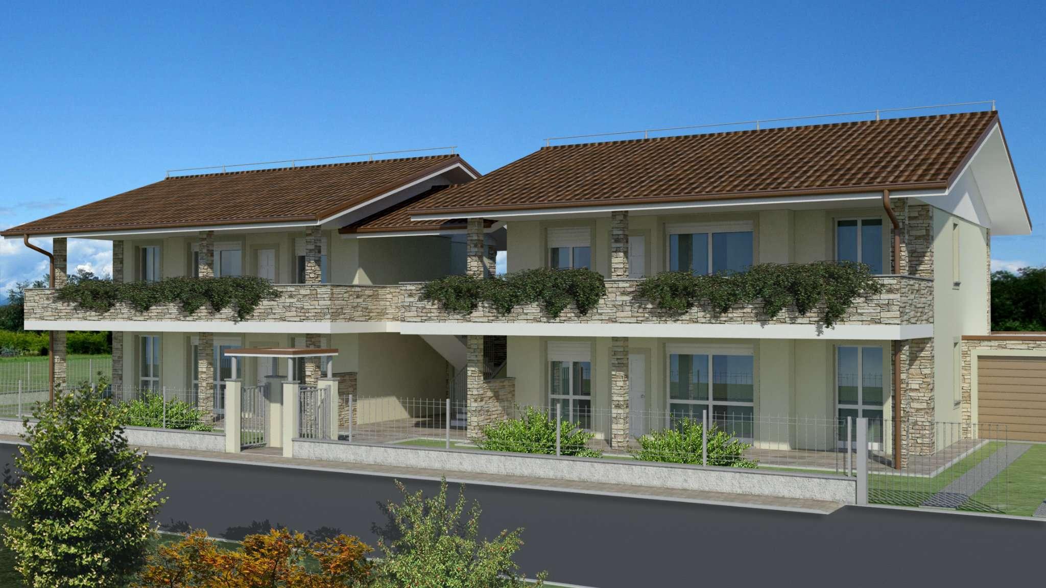 Appartamento in vendita a Cambiago, 4 locali, prezzo € 291.000 | CambioCasa.it