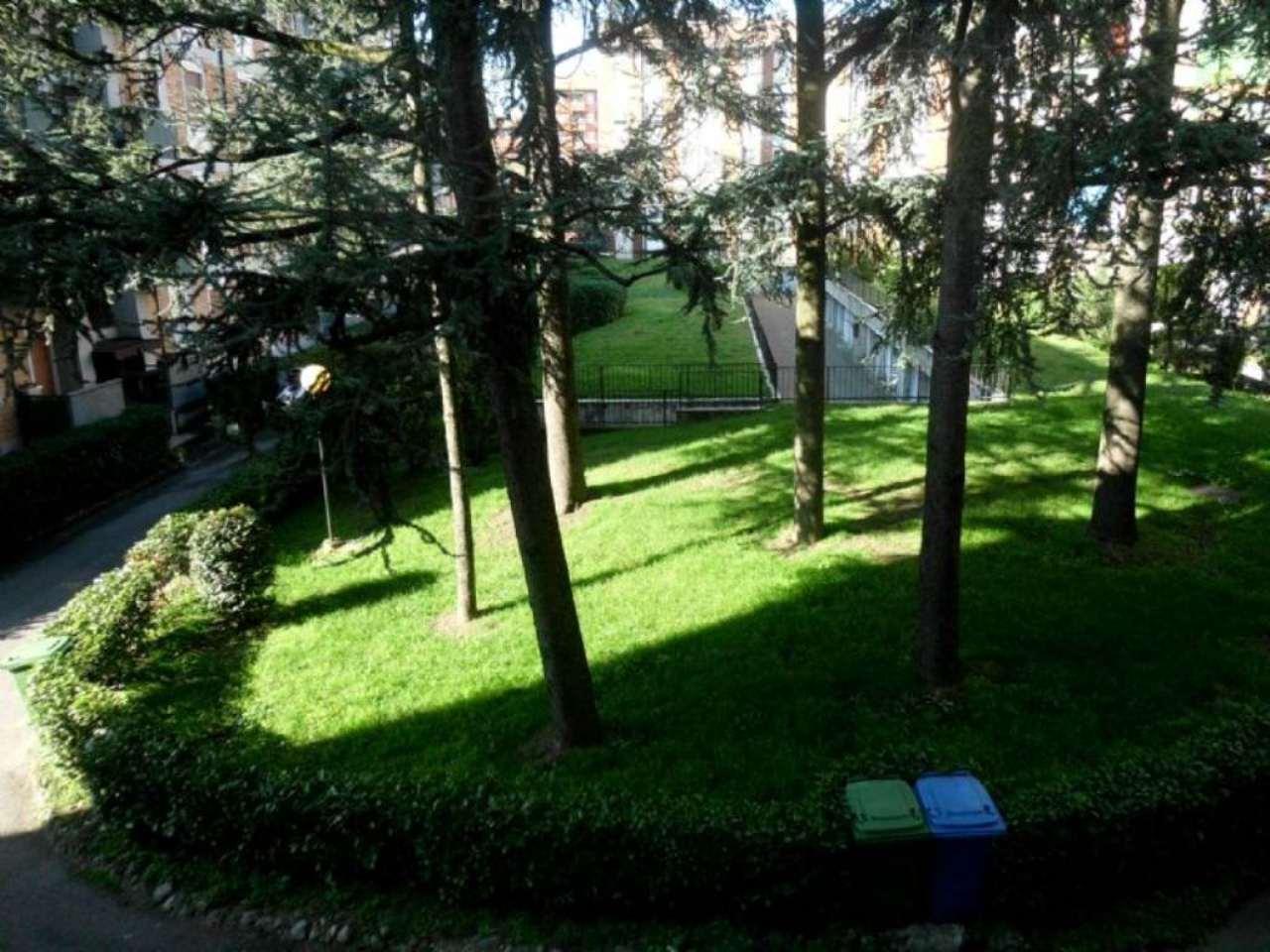 Bilocale Monza Via Pellegrini 1